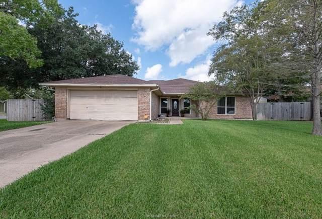 3722 Valley Oaks Drive, Bryan, TX 77802 (MLS #19010869) :: RE/MAX 20/20