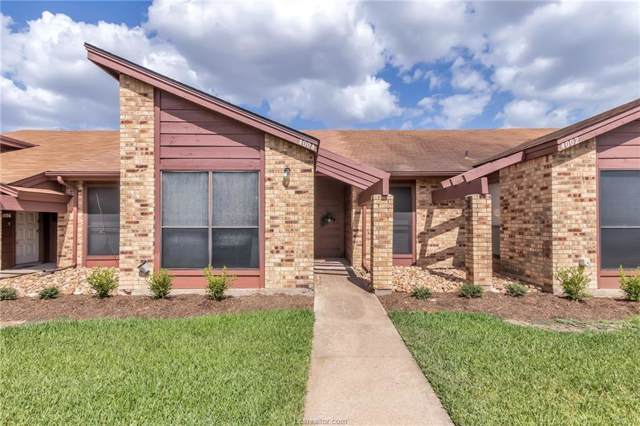 4004 Woodcrest Drive, Bryan, TX 77802 (MLS #19012622) :: The Lester Group
