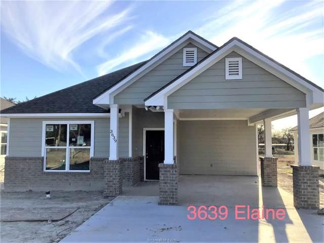 3639 Elaine Drive, Bryan, TX 77808 (MLS #19014571) :: RE/MAX 20/20