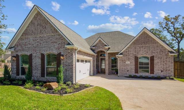 1705 Blanco Bend Drive, College Station, TX 77845 (MLS #19014716) :: Treehouse Real Estate
