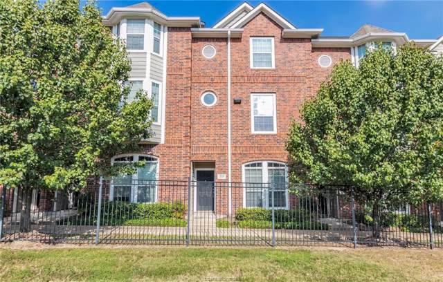 305 Holleman Drive #203, College Station, TX 77840 (MLS #19015087) :: The Lester Group