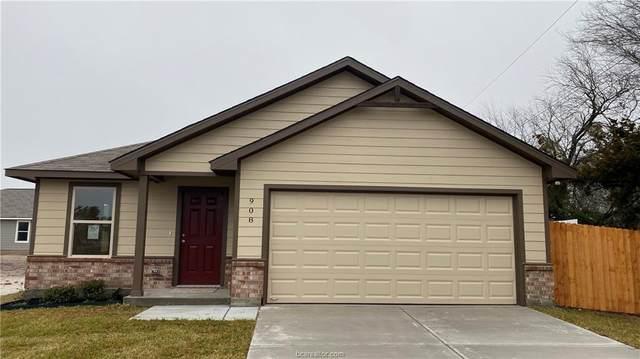 908 Northcrest Drive, Bryan, TX 77801 (MLS #19016915) :: RE/MAX 20/20