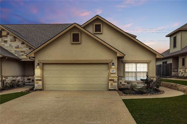 1487 Buena Vista, College Station, TX 77845 (MLS #19018858) :: The Lester Group