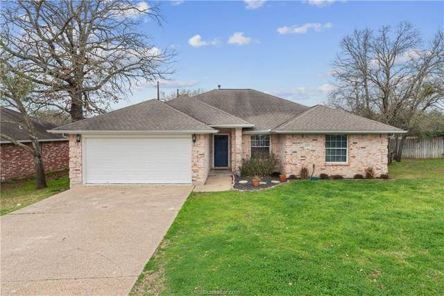 6203 Queenslock, Bryan, TX 77802 (MLS #20000920) :: Cherry Ruffino Team