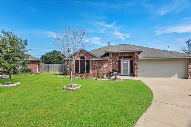 1312 Roanoke Court, College Station, TX 77845 (MLS #20002740) :: Chapman Properties Group