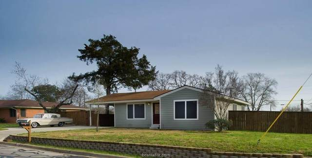 1017 Winding Road, College Station, TX 77840 (MLS #20003426) :: Chapman Properties Group