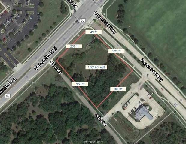 0000 University Dr., College Station, TX 77845 (MLS #20004145) :: Chapman Properties Group
