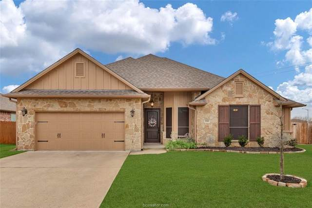 3096 Archer Circle, Bryan, TX 77808 (MLS #20004229) :: Treehouse Real Estate