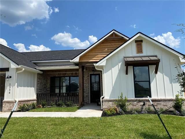 1334 Crystal Lane, College Station, TX 77845 (MLS #20005615) :: Chapman Properties Group