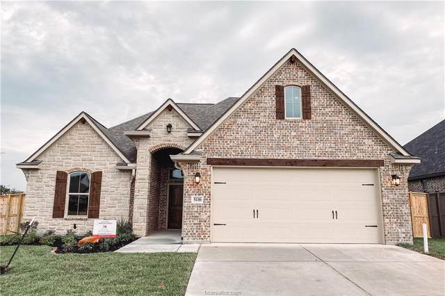 5116 Maroon Creek Drive, Bryan, TX 77802 (MLS #20005901) :: The Lester Group