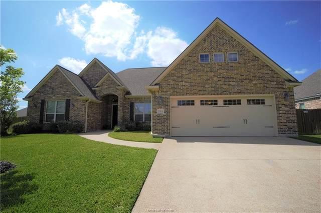 3320 Lewisburg Court, Bryan, TX 77808 (MLS #20007216) :: Treehouse Real Estate
