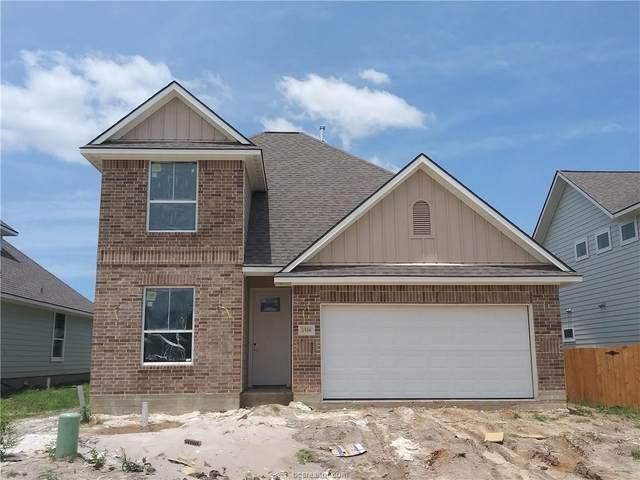 2518 Cordova Ridge Ct, College Station, TX 77845 (MLS #20007235) :: The Lester Group
