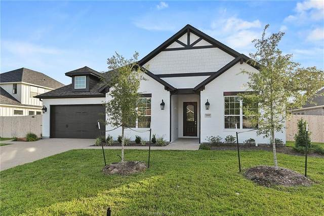 1919 Spanish Moss Drive, College Station, TX 77845 (MLS #20008968) :: NextHome Realty Solutions BCS