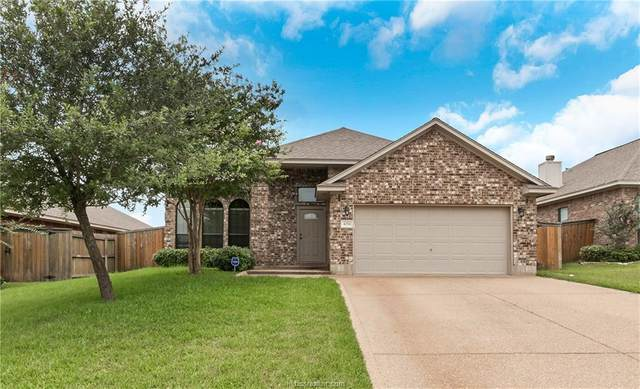 4014 Bittern Drive, College Station, TX 77845 (MLS #20010707) :: Cherry Ruffino Team