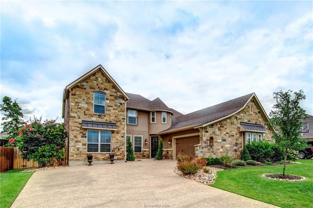 4307 Hadleigh Lane, College Station, TX 77845 (MLS #20010709) :: Treehouse Real Estate