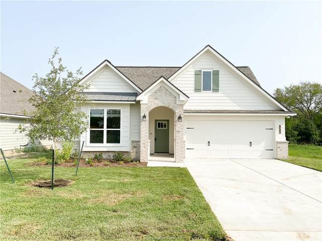 1926 Cambria Drive, Bryan, TX 77807 (MLS #20010878) :: The Lester Group