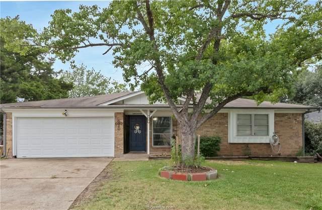 1707 Luza Street, Bryan, TX 77802 (MLS #20010940) :: Cherry Ruffino Team