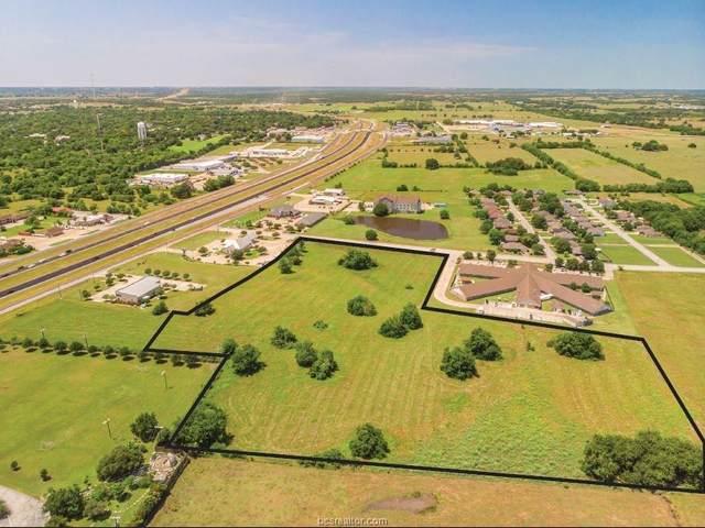 12.187 Acres Dove Crossing Lane, Navasota, TX 77868 (MLS #20011055) :: Treehouse Real Estate