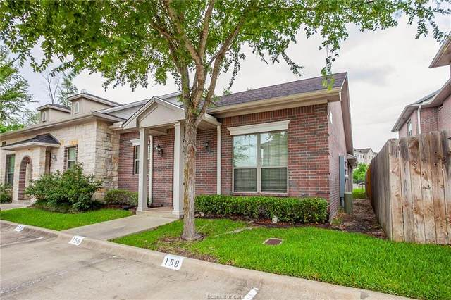 158 Forest Drive, College Station, TX 77840 (MLS #20011181) :: RE/MAX 20/20