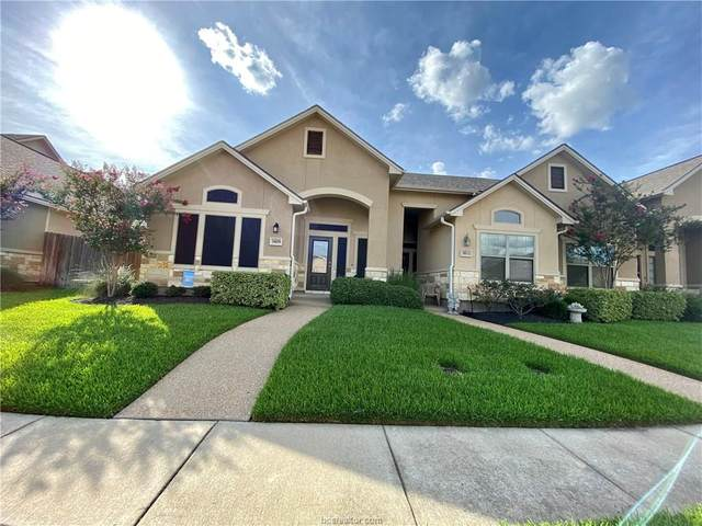 3809 Blackhawk Lane, College Station, TX 77845 (MLS #20013291) :: NextHome Realty Solutions BCS