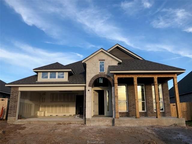 6313 Eldora Drive, College Station, TX 77845 (#20013594) :: First Texas Brokerage Company