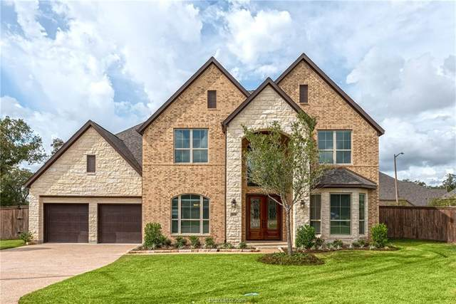 3648 Anderson Arbor Court, College Station, TX 77845 (#20014080) :: First Texas Brokerage Company