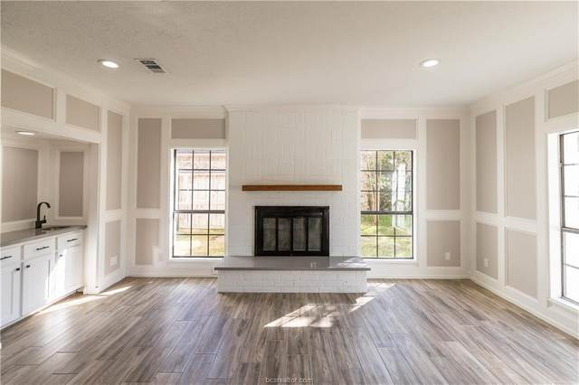 203 Fireside Circle, College Station, TX 77840 (MLS #20017426) :: Treehouse Real Estate