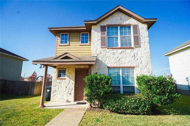 4034 Southern Trace Drive, College Station, TX 77845 (MLS #20018728) :: Chapman Properties Group