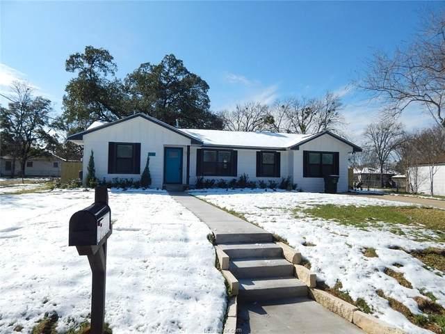 1501 E 27th Street, Bryan, TX 77802 (MLS #21000166) :: Chapman Properties Group