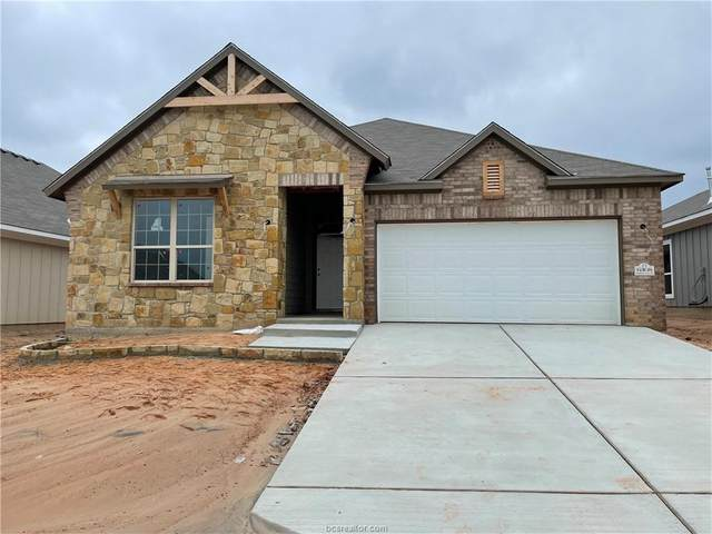 6308 Southern Cross Drive, College Station, TX 77845 (MLS #21001360) :: NextHome Realty Solutions BCS