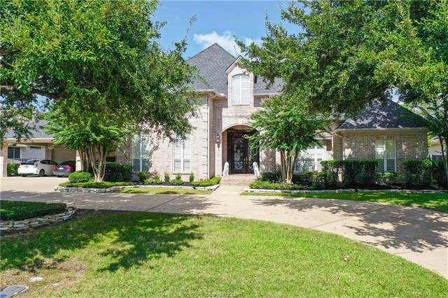 6024 Augusta Circle, College Station, TX 77845 (MLS #21004233) :: The Lester Group