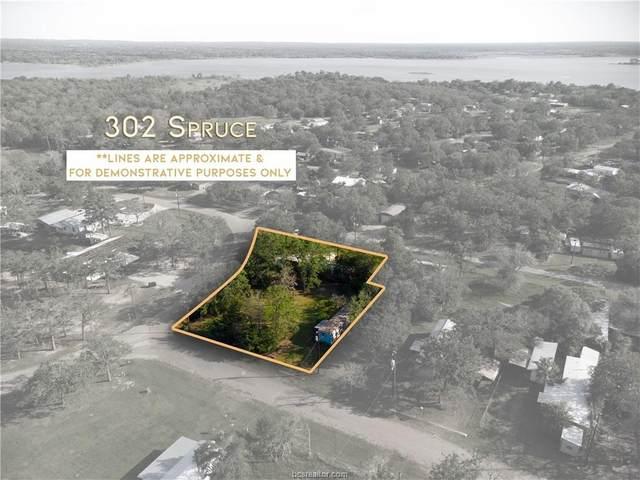 302 Spruce, Somerville, TX 77879 (MLS #21004962) :: Chapman Properties Group