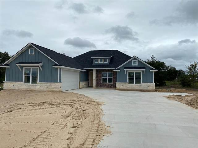 4107 Golden Eagle Drive, Bryan, TX 77808 (MLS #21005007) :: The Lester Group