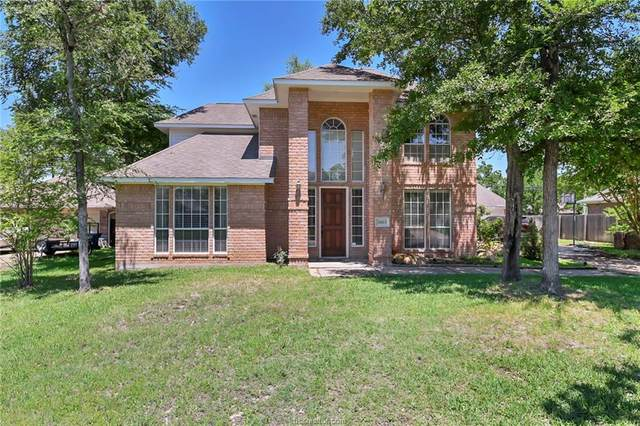 3003 Cochise Ct, College Station, TX 77845 (#21005174) :: ORO Realty