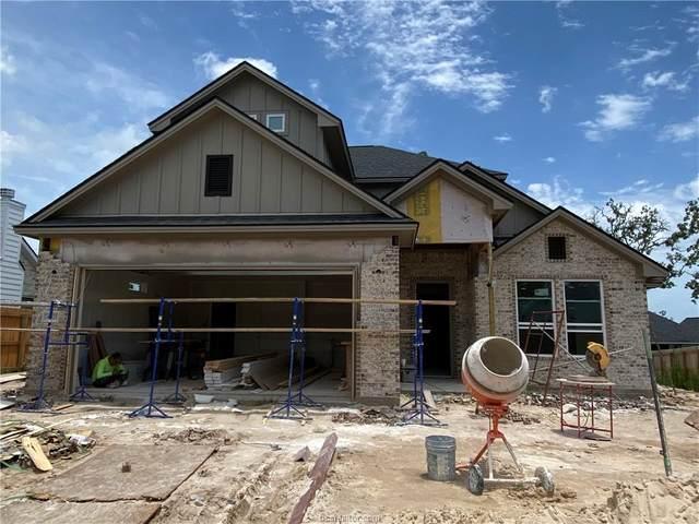 4021 Heru Court, College Station, TX 77845 (MLS #21006559) :: Chapman Properties Group