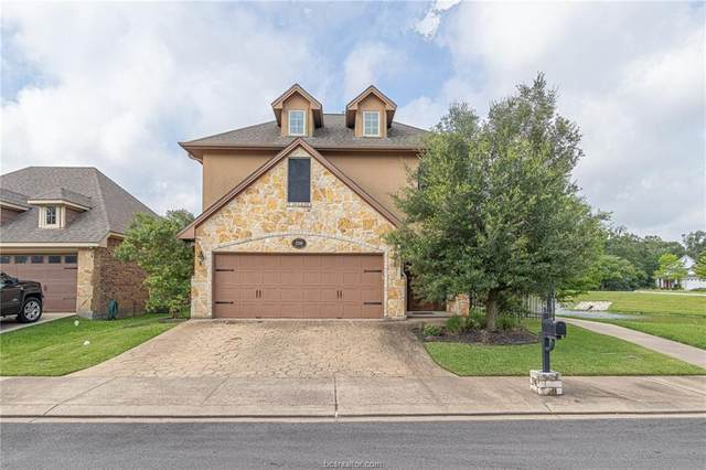 1708 Parkland Drive, College Station, TX 77845 (MLS #21007652) :: NextHome Realty Solutions BCS