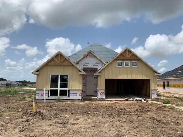4219 Peregrine Drive, Bryan, TX 77808 (MLS #21007899) :: Chapman Properties Group