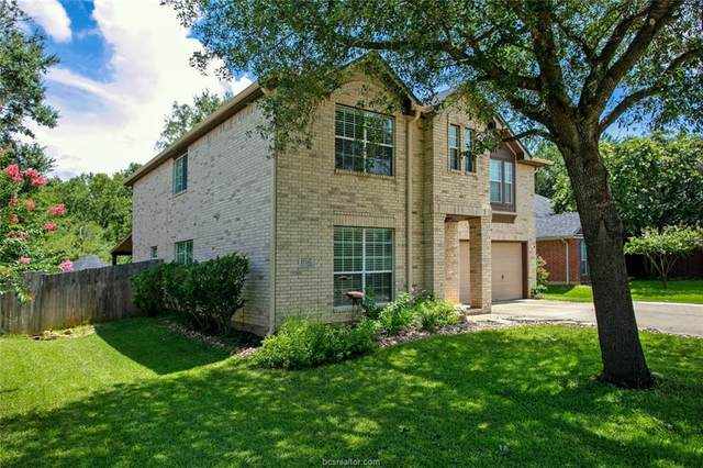 1726 Starling, College Station, TX 77845 (MLS #21007903) :: RE/MAX 20/20