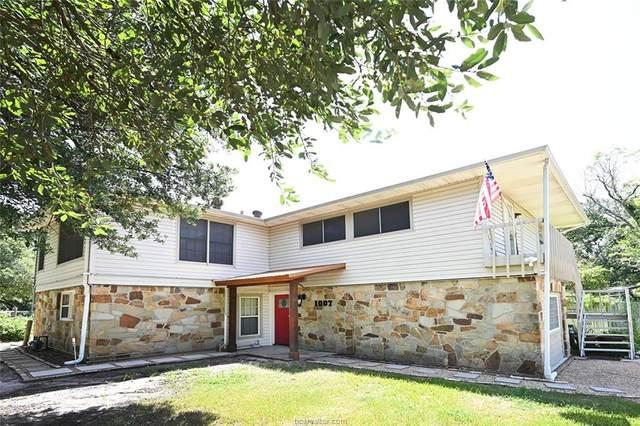 1007 Ursuline Avenue, Bryan, TX 77803 (MLS #21010390) :: Chapman Properties Group