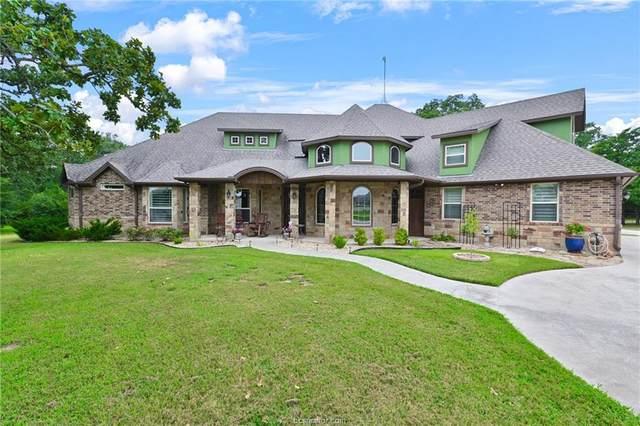 5448 Prairie Dawn Court, College Station, TX 77845 (MLS #21010610) :: BCS Dream Homes