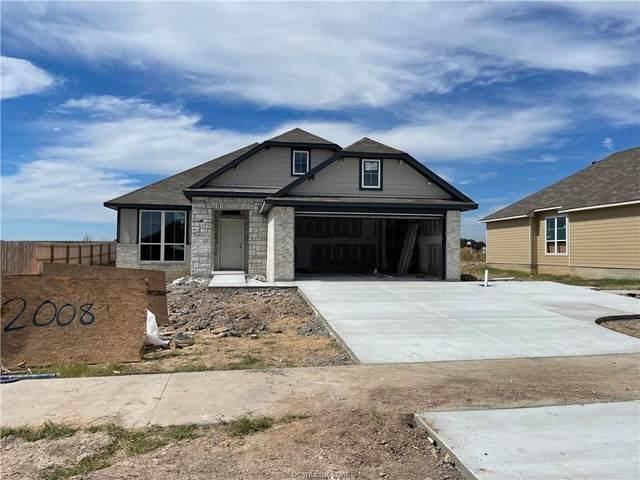 2008 Viva Road, Bryan, TX 77807 (#21010865) :: First Texas Brokerage Company