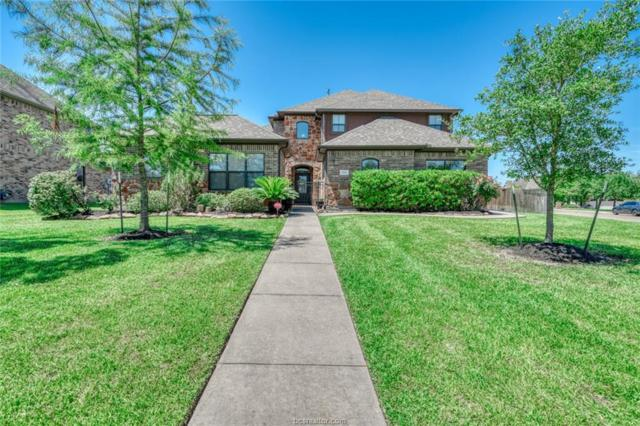 2411 Stone Castle Circle, College Station, TX 77845 (MLS #18016866) :: Treehouse Real Estate