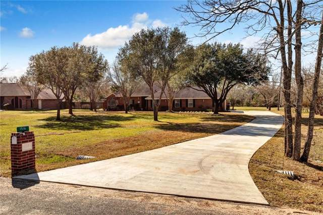1516 Fontaine Drive, College Station, TX 77845 (MLS #19000824) :: RE/MAX 20/20