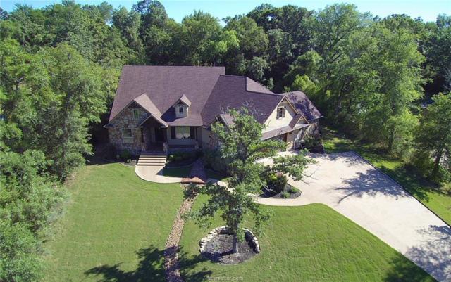 4716 Johnson Creek, College Station, TX 77845 (MLS #19000851) :: Chapman Properties Group