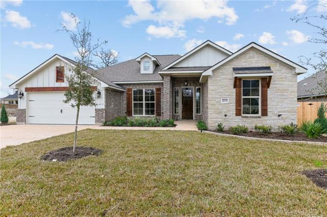 2715 Talsworth Drive, College Station, TX 77845 (MLS #19001354) :: The Lester Group