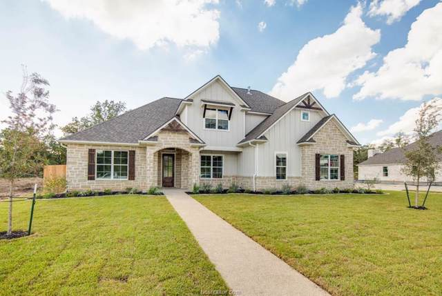 1921 Spanish Moss Drive, College Station, TX 77845 (MLS #19007189) :: Cherry Ruffino Team