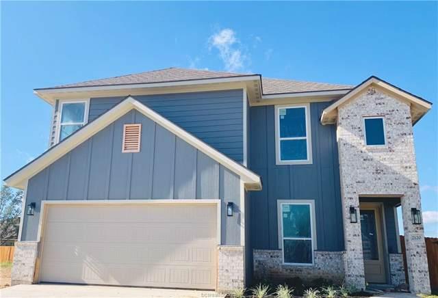 2120 Mountain Wind Loop, Bryan, TX 77807 (MLS #19007873) :: Chapman Properties Group