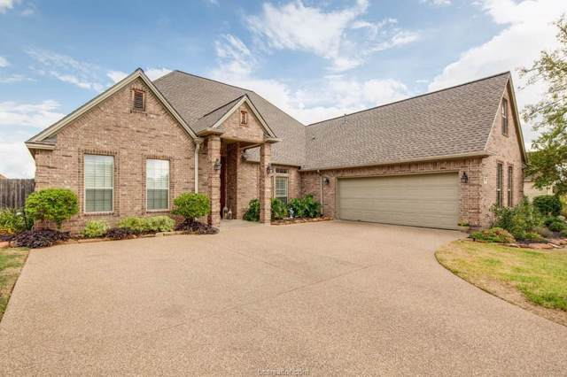 3310 Woodcrest Drive, Bryan, TX 77802 (MLS #19012447) :: Chapman Properties Group
