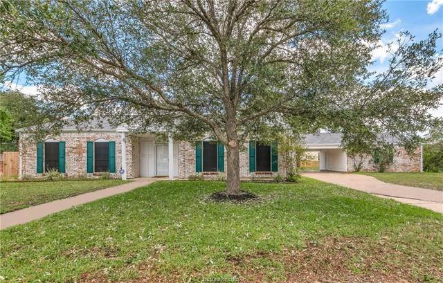 3812 Stillmeadow Drive, Bryan, TX 77802 (MLS #19012729) :: Chapman Properties Group
