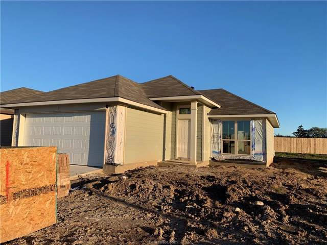 2811 Porters Way, Bryan, TX 77803 (MLS #19016774) :: Cherry Ruffino Team